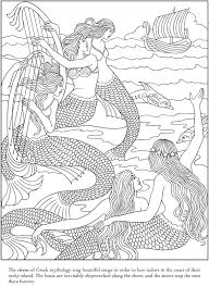 beautiful mermaid coloring pages 77 best coloring pages for adults images on pinterest coloring