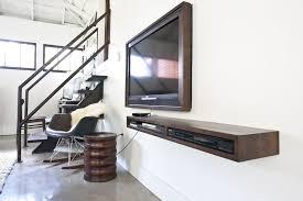 Tv Floating Shelves by Home Design Floating Shelves Tv Components Mediterranean Large