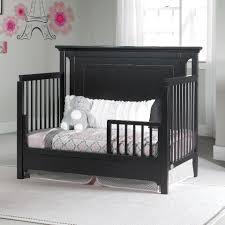 ti amo palazzo 4 in 1 convertible crib black onyx toys