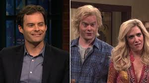 bill hader reveals the story behind u0027the californians u0027 video