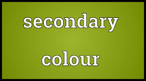 colour meaning secondary colour meaning youtube