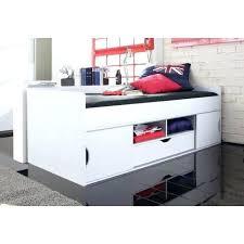 lit et bureau enfant lit enfant avec rangement lit unique living single hulu cildt org