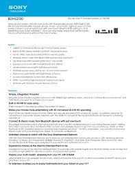 sony 3d blu ray home theater wireless rear speakers sony bdv e2100 marketing specifications
