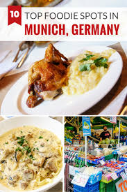 Map Of Belgium And Germany Our Top 10 Foodie Destinations In Munich Germany