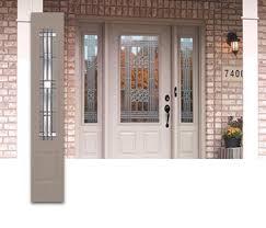 Exterior Door With Side Lights Andersen Fiberglass Entry Doors With Sidelights Prices 5 Spotlats