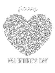 20 free printable valentines coloring pages nerdy mamma in
