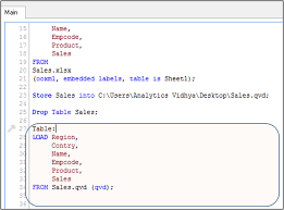 No Symbol Table Is Loaded Use The File Command Qvd Qlikview Data File Qlik Community