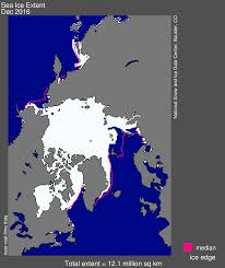North Pole Map January 2017 Arctic Sea Ice News And Analysis