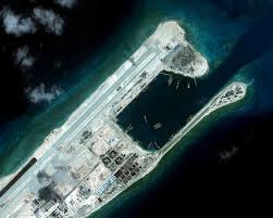 Map Of South China Sea The South China Sea Dispute Wsj Com