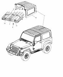 jeep metal art hard top body sheet metal except doors for 2015 jeep wrangler