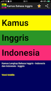 Kamus Bahasa Inggris Kamus Bahasa Inggris Offline Android Apps On Play