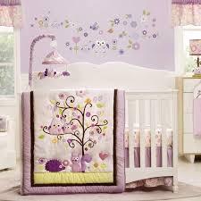 Purple And Aqua Crib Bedding Aqua Crib Bedding Purple Home Inspirations Design Decorated