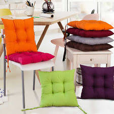 dining chair seat pads ebay
