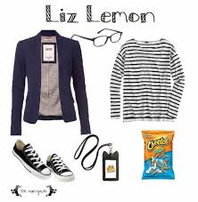 last minute free halloween costume liz lemon five marigolds