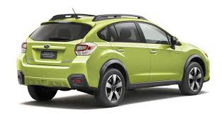 green subaru subaru xv review and photos