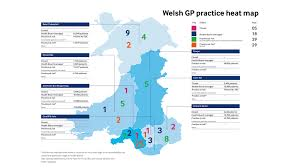 where is wales on the map bma general practitioners committee gpcw