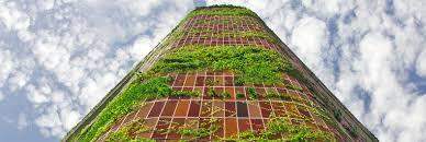 green skyscraper inhabitat green design innovation
