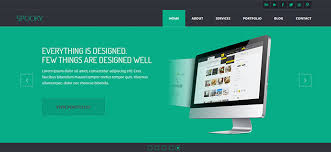 product layout bootstrap 45 best bootstrap portfolio website templates web graphic design