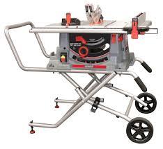 ridgid 13 10 in professional table saw ridgid 13 amp 10 in professional cast iron table saw the home