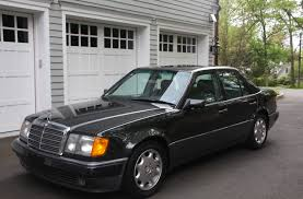 for sale mercedes the w124 mercedes 500e german cars for sale