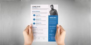 Top 10 Resume Templates Top 10 Creative Resume Templates Design Trends Premium Psd