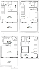pioneer s cabin 16 20 v2 cover incredible 16 20 house plans 2
