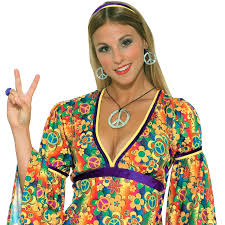 halloween hippie makeup looks purple haze hippie costume buycostumes com