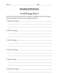 light energy experiments 4th grade forms of energy everyday exles to help students