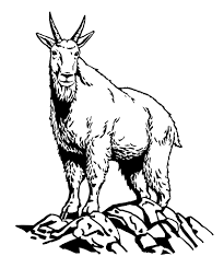 thanksgiving clipart free mountain goat clipart yafunyafun com