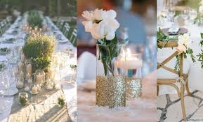 deco fleur mariage déco mariage des bougies photophores et fleurs mlle escarpins