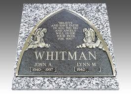 headstone markers specialty grave markers custom cemetery gravestones