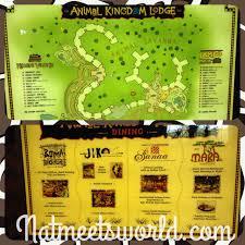 Map Of Animal Kingdom Animal Kingdom Lodge Resort Review U2013 Nati Meets World