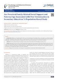 pmu si e social cultural value orientation and authoritarian parenting as parameters