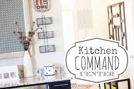 kitchen message center ideas family kitchen command center