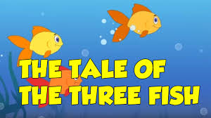 Free Stories For Bedtime Stories For Children The Tale Of The Three Fish Children Moral Story Animal Bird