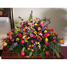 Flowers For Backyard by Sympathy And Funeral Flowers For The Casket Backyard Garden