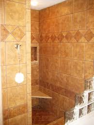 Tiled Shower Ideas For Bathrooms 19 Walk In Tiled Shower Designs Tile Installers Tile Everything