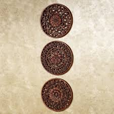 valuable ideas wood medallion wall decor modest decoration carved
