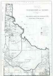 Map Of Idaho Cities Idaho Ahgp History Index