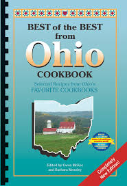 best of the best from ohio cookbook selected recipes from ohio u0027s