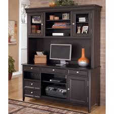 Home Office Desk With Hutch Home Office Home Office Sets Carlyle H371 2 Pc Home Office Set
