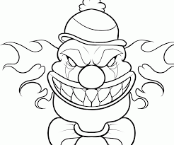 coloring book for your website picture of clown for your website on animal picture society