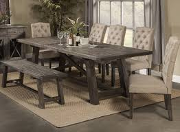rustic dining rooms 15 collection of rustic dining table