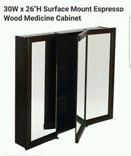 surface mount medicine cabinets ebay