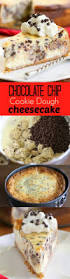 thanksgiving chocolate chip cookies chocolate chip cookie dough cheesecake