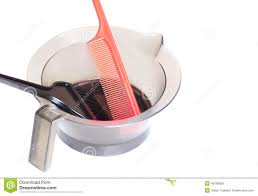 mixing hair color bowl stock photos images u0026 pictures 75 images