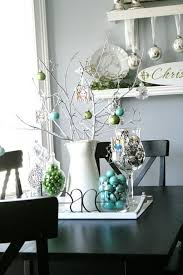 Christmas Table Decorations Blue And Silver by Home And Furniture Gallery U2013 10 Cool Ways Of Christmas Decoration