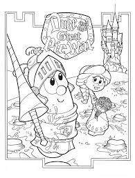 veggie tales coloring pages printable printable veggie tales