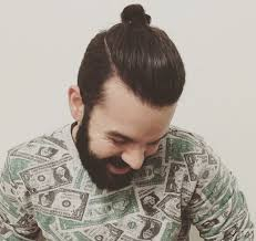 top knot mens hairstyles 7 types of man bun styles for men explained man bun hairstyle