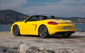 porsche spyder yellow new boxster racing yellow the money shots page 1 porsche